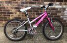 "Raleigh Krush Girls Bike Bicycle, 20"" wheels, suitable for 6-10 years"