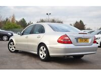 Mercedes E220 CDI 2005 Automatic Avantgarde **1Owner F.S.H**