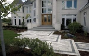 UNI STONE / RETAINING WALL / CEMENT / LANDSCAPING