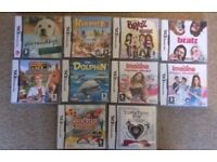 Various DS games open to offers