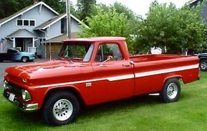 Looking for 1966 Chevy truck Stratford Kitchener Area image 4