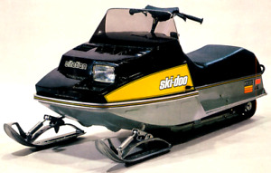 Wanted: 70s/80s sled
