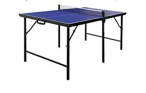 """60""""Crossover portable  TENNIS TABLE"""