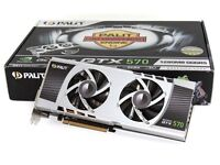 Palit GTX 570 PCI Graphic Card