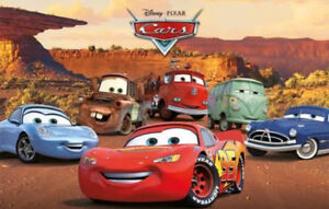 WANTED: Large Lot Of Disney Cars / Lightning McQueen
