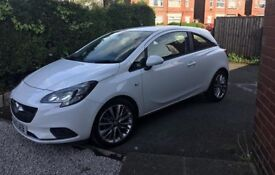 Vauxhall corsa excite 1.2i A/C special edition