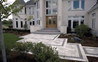 UNI STONE - PAVE UNI |  RETAINING WALL | CEMENT | LANDSCAPING
