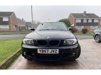 BMW, 1 SERIES, 1.6, 116i M Sport Hatchback, 2007, Manual, 1599 (cc), 5 doors