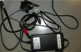 Power battery charger for motorcycle 12V