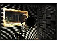 Brand New Music / Recording / Rehearsal Studio To Rent in East London.