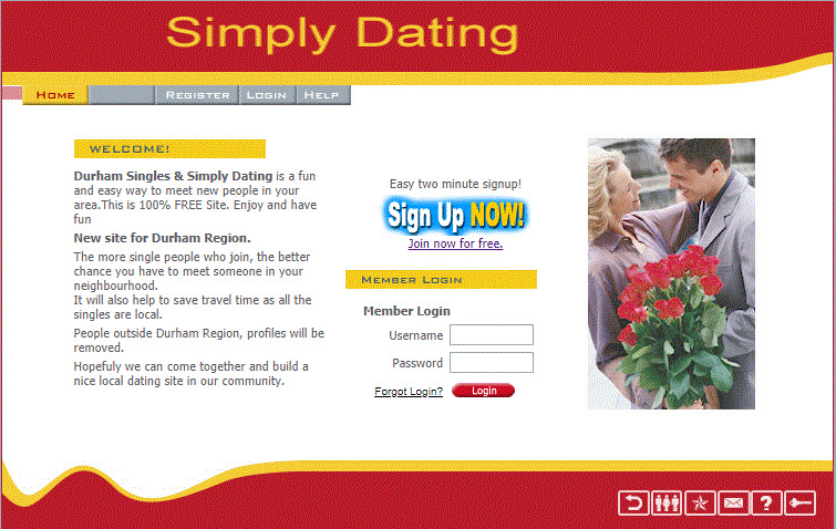 when should you take your online dating profile down