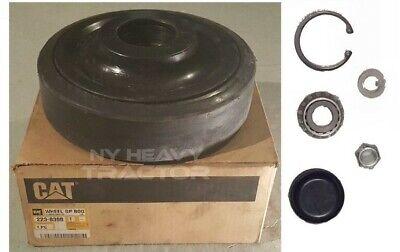 10 Factory Rear Bogie Wheel Kit Fits Asv Rc60 Rubber Track