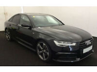 Audi A6 Saloon Black Edition FROM £77 PER WEEK!