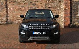 2012 Land Rover Range Rover Evoque 2.2 SD4