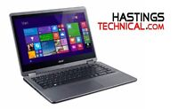 Never Used | Acer Touchscreen R4 Laptop!!!! | Intel Cpu