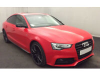 Audi A5 Black Edition FROM £103 PER WEEK!