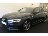 Audi A6 Black Edition FROM £83 PER WEEK!