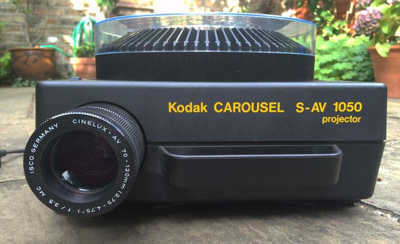 Kodak Carousel S AV 1050 Projector in Putney London  : 86 from www.gumtree.com size 782 x 478 jpeg 72kB