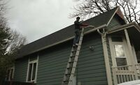 $80 Eavestrough Downsprout Cleaning (Insured)