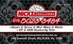 Nickz Automotive