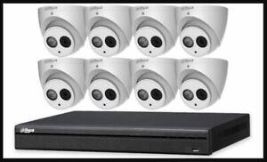 8xUltra HD2K Resolution Pro Series Camera Installed – $2,595 CAD