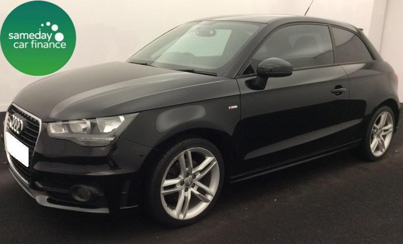 from £195.39 per month black 2011 audi a1 1.4 tfsi s line 3 door