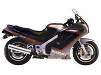 suzuki gsx1100f powerscreen m-reg breaking for spares 89-96