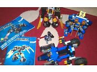 Ninjago lego of spinjitzo set