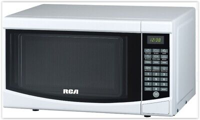Low Profile Microwave Oven RV Dorm Mini Small Best Compact Kitchen