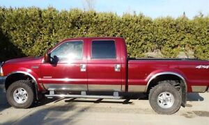 2004 Ford F-350 Super Duty Lariat Pickup Truck - Babied