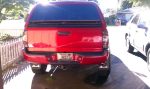Looking for Tacoma rear OEM bumper