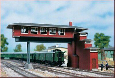 Auhagen 13304 Bridges Signalbox Saalfeld IN Tt Kit Brand New