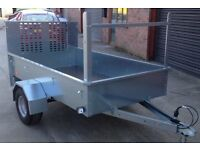 7x4 All Terrain Trailer