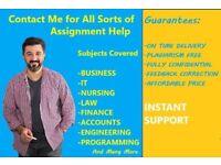 URGENT HELP-DISSERTATION/ESSAY/ASSIGNMENT/COURSEWORK/SPSS/PROGRAMMING/JAVA/HND/NURSING/ENGINEERING
