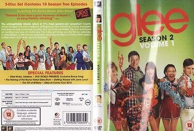 GLEE SEASON 2 Volume 1 -  DVD Box in ENGLISCH /AMERIKANISCH OV