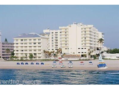 Wyndham Royal Vista Fort Lauderdale area Pompano Beach FL-1 bdrm Nov 4-9
