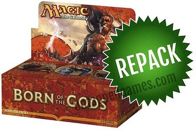 Born of the Gods Booster Box Repack! 36 Opened MTG Packs In