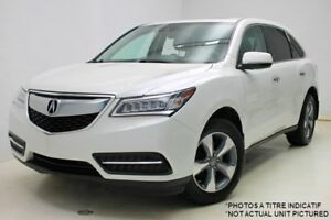 2015 Acura MDX 3.5L * Camera* Cuir/Leather* Toit-Ouvrant/Sunroof