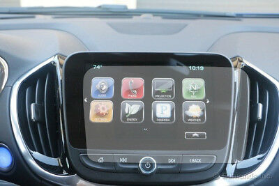 """High Definition Screen Protector (2x) 2018 Chevrolet Equinox 8"""" Chevy Display"""