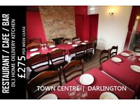 Restaurant / Cafe / Bar | Outstanding Town Centre position | No Business Rates | Rent-Free Period