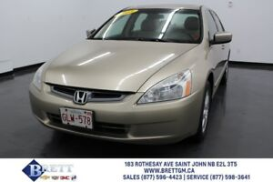 2005 Honda Accord Sdn EX V6