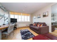 Studio flat in Roland Gardens, South Kensington SW7