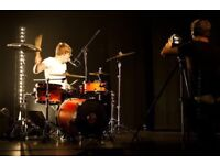 Session Drummer AVAILABLE