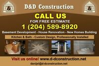 Hiring Painters, Finishers (carpentry), Laminate and tile instal
