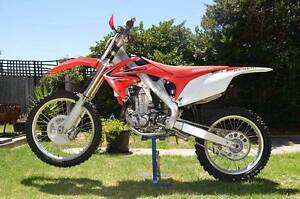 2011 Honda CRF450r (rec rego'd) Altona Hobsons Bay Area Preview