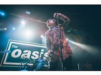 Established Oasis tribute require Rhythm Guitarist with Vocals