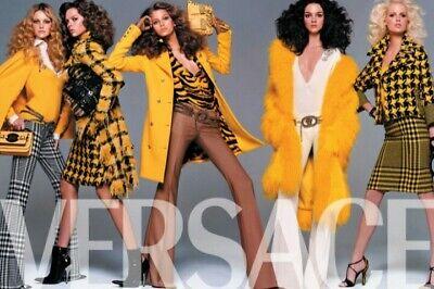 Versace python handbag