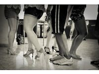One to One Salsa, Bachata,Cha Cha and Waltz classes as well as first wedding dance choreographies