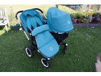 Bugaboo Donkey Duo/Twin - Excellent condition