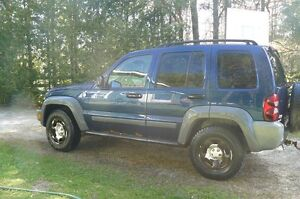 2005 Jeep Liberty Sport - REDUCED